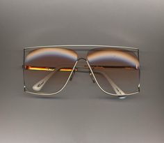 TURA MOD443 WHT 60-10 143 SUNGLASSES VINTAGE AUTHENTIC N.O.S $435
