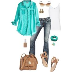 """Trendy Tourist"" by fun-to-wear on Polyvore"