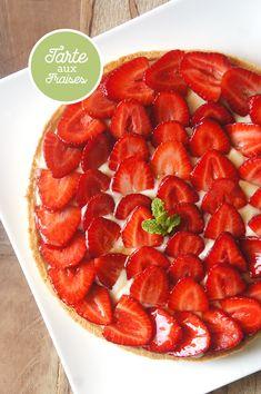 TARTE AUX FRAISES [ MES ASTUCES POUR LA RÉUSSIR ] - Blog Coconut - Cuisine | Foodisterie | Home-Made