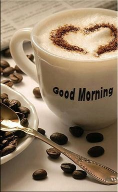 Looking for for ideas for good morning coffee?Browse around this website for unique good morning coffee ideas. These enjoyable pictures will bring you joy. Coffee Heart, I Love Coffee, My Coffee, Coffee Aroma, White Coffee, Happy Coffee, Coffee Girl, Coffee Creamer, Espresso Coffee