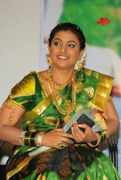 Roja Selvamani shares her keen interest to portray 'Sivagami' from 'Bahubali' Indian Bollywood Actress, Indian Actresses, Beauty Full Girl, Beauty Women, Cute Celebrity Couples, Aunty In Saree, Indian Costumes, Most Beautiful Indian Actress, Indian Beauty Saree