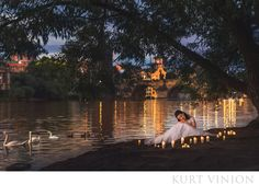 London wedding & Prague pre-weddings photographer - Irene and the swans - pre wedding Prague Charles Bridge: One of our favorite couples from this year (2016) Irene & Sky Lo. They are currently living in New Zealand and as they are huge fans of Europe and especially its architecture, they decided that Prague was their pre-wedding destination.&nbsp,  Their session started in the very early hours, but one of my favorite images, was this very simple, beautifully captured portrait of the lovely…