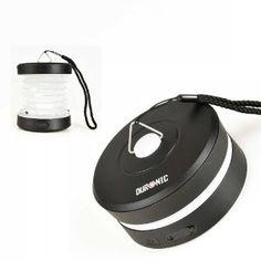 Duronic RL123 Rechargeable ECO Wind-Up LED Lantern: Amazon.co.uk: Electronics