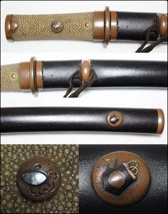 tanto Japanese Blades, Japanese Sword, Samurai Weapons, Samurai Art, Geisha, Cold Steel, Custom Knives, Sword Art, Metal Art