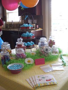 candy bar great to have at any party!