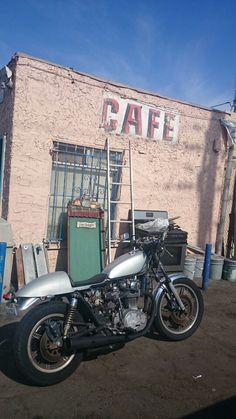 XS650 Cafe