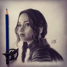 Katniss Everdeen :))