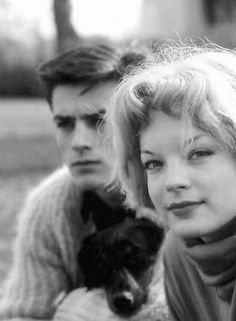 """""""The day when I will not trust you, will be the last in my life"""" - this line from the movie """"Christine"""" Romy often repeated to Alain. She trusted Delon until the end of her days."""