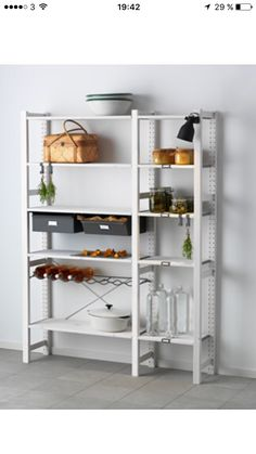 ikea ivar bookshelf want to paint my ivar bookcase in 2 shades decor ideas pinterest. Black Bedroom Furniture Sets. Home Design Ideas