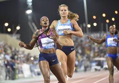 VIDEO: Elaine Thompson WINS 200M at Doha Diamond League - Team Jamaica Olympics
