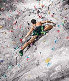 Rock Climbing Makes a Comeback: The Daily Details: Blog : Details