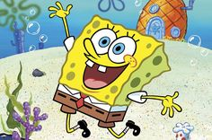 """Community Post: 13 Words That Mean Something Completely Different To """"SpongeBob""""…"""