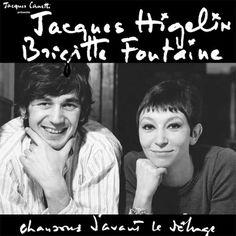Brigitte Fontaine & Jacques Higelin : Chansons d'avant le déluge (Collection Jacques Canetti)