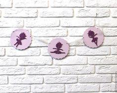Купить Балеринки на стену в детскую - бледно-розовый, балерина, балет, балеринка, балерины, Декор, девочка