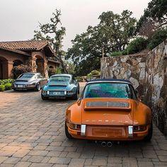 #porsche #porsche911  Classic Car Art&Design @classic_car_art #ClassicCarArtDesign