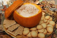 Carolina Charm: First Day of Fall {Pumpkin Dip}