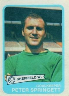 Sheffield Wednesday Fc, Chewing Gum, Trading Card Database, Football Fans, Goalkeeper, Baseball Cards, Owls, Sports, Retro