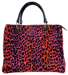 animal print bag from Loucos & Santos