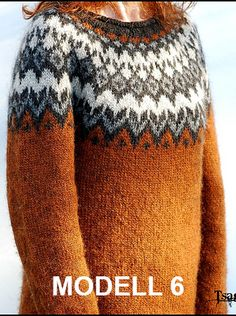 Knitting Projects, Knitting Patterns, Knitting Ideas, Icelandic Sweaters, Knit Art, Crochet, Mittens, Diy And Crafts, Men Sweater