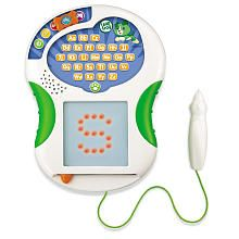 LeapFrog Scribble and Write   I bought this for my little guy for his 3rd birthday, he has learned to write his letters so fast with this fun game!