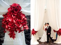 True Love, True Luxury: Raj & Jared | WedLuxe Magazine