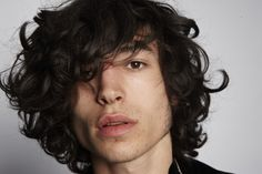 Ezra Miller is everything I want in my bed.