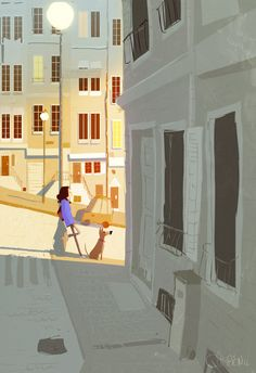 Pascal Campion. Great use of light in his work.