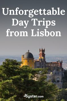 With a long and winding coastline, laid-back and friendly locals, and countless golden beaches, one could easily describe Portugal as the California of Europe. Here, we rounded up seven amazing day trips to take from Lisbon.