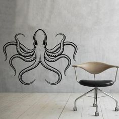 Tentacles Wall Decal (Removable) – Next-Millennium