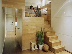 JPDA Turns a 500-Sq.-Ft. Shoebox Apartment into an Ultra-Efficient Dream Home JPDA Shoebox – Inhabitat New York City