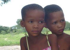 Children from Botswana