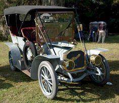 1908 Pullman Model H York Motor Car Co.  York, PA 1905-1908
