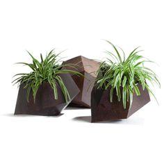 Boulder Plant pot