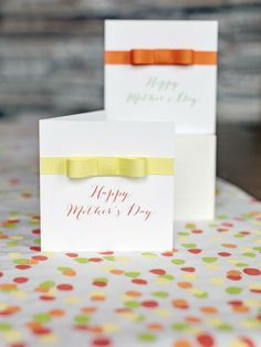 Printable Mother's Day party decorations, cards, crafts and more.