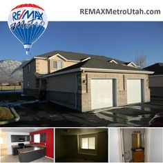 1998 N 225 W Harrisville, UT 84404 $70,000 3 Bedrooms 1.5 Bathrooms 1,360 Sq. Ft.   No Showings. Offer Under 3rd Party Review. Great Row-End Townhouse in Harrisville! 3 Bed, 2 1/2 Bath. In beginning stages of Short Sale. Call today for an appointment!  See more at http://remaxmetroutah.com/mls/1274102 or give us a call at 801-774-1617