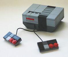 #Lego #Nintendo #NES