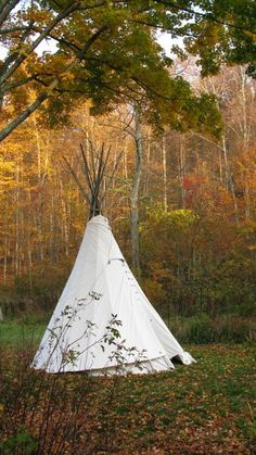 Tee Pee For Back Yard Sleep Overs In The Summer