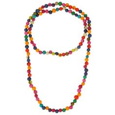 Halskette Endless Acai, multicoloured
