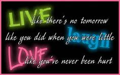 Live Laugh Love - - Yahoo Canada Image Search Results
