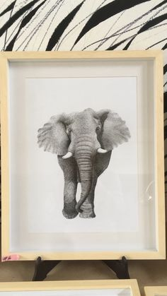 Elefante 6 - dibujo en tinta - Veronica Reynal - @verentinta #dibujo #elefante #dibujoentinta Frame, Painting, Home Decor, Art, Ink, Drawings, Picture Frame, Art Background, Decoration Home