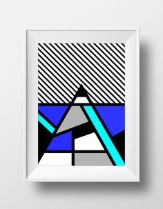 15 abstract designs inspired by the de stijl movement & pop art Pop Art, Design Art, Graphic Design, Plastic Design, Abstract Art, Abstract Designs, Design Research, Contemporary Design, Geometry