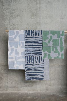 Unit D - Concept Shop and Restaurant artist Saskia PomeroyL limited collection of hand dyed and screen printed table runners, cushions and textiles. Textile Pattern Design, Textile Patterns, Textile Prints, Abstract Pattern, Fabric Design, Print Design, Print Patterns, Lino Prints, Floral Patterns