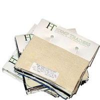 <B>ORDER#: SPL</B> <BR>Hemp Fabric Swatch Book