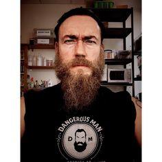 """""""Dangerous Man. @DangerousManBrewing #Vikings"""" Kevin Durand, Vikings, Beer, Actors, People, Movies, The Vikings, Root Beer, Ale"""