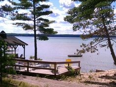 Cottage vacation rental in Higgins Lake from VRBO.com! #vacation #rental #travel #vrbo