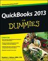 QuickBooks 2013 For Dummies Cheat Sheet