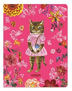 Amazon.com : Stitch Line Notebook Large - Nathalie Lete : Office Products