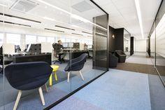 NorgesGruppen Data's head office Corporate Office Design, House Design, Studio, Furniture, Home Decor, Homemade Home Decor, Study, Studios, Home Furnishings