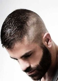Stylish High and Tight Haircut & Military Hairstyles for Men 2016 Check more at http://menshairstylesweb.com/high-and-tight-haircut-2016/