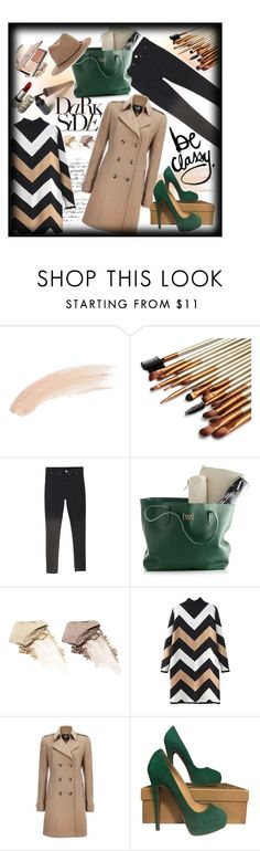 """""""Beautifulhalo!"""" by ina-kis ❤ liked on Polyvore featuring Topshop, NARS Cosmetics, Wallis, Christian Louboutin, rag & bone, women's clothing, women, female, woman and misses"""